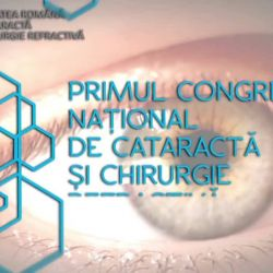 Spot video - Primul Congres de Cataracta si Chirurgie Refractiva, Bucuresti 2014